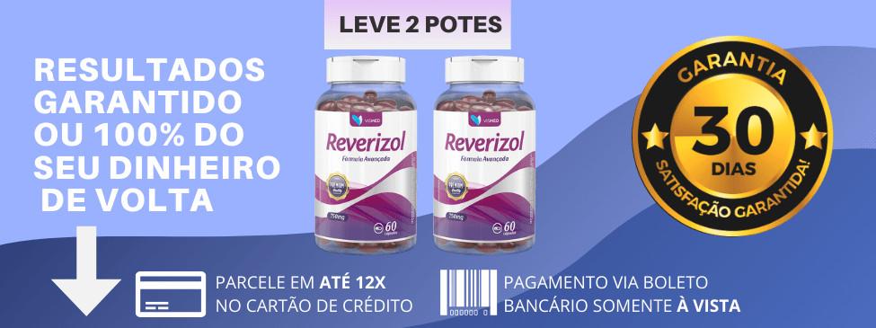 Reverizol funciona